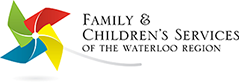 Family & Children Services of the Waterloo Region logo